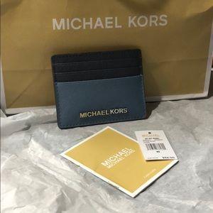 Michael Kors Jet set travel card holder